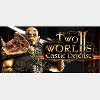 Two Worlds II 2 Castle Defense Steam Key Global