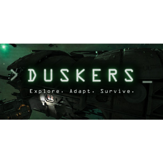 Duskers [STEAM KEY - INSTANT DELIVERY]