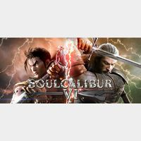SOULCALIBUR VI	[STEAM KEY - INSTANT DELIVERY]
