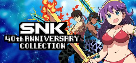 SNK 40th ANNIVERSARY COLLECTION [STEAM KEY - INSTANT DELIVERY]