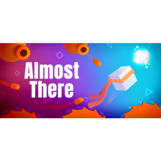 Almost There: The Platformer [STEAM KEY - INSTANT DELIVERY]