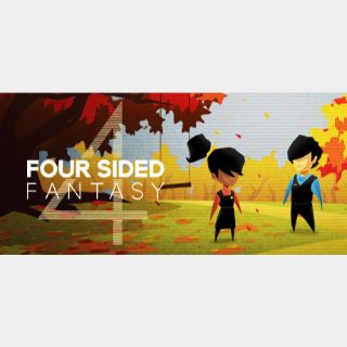 Four Sided Fantasy	[STEAM KEY - INSTANT DELIVERY]