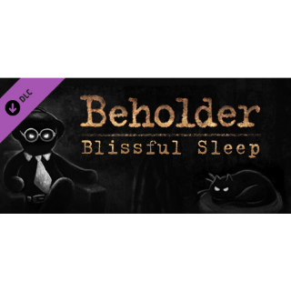 Beholder - Blissful Sleep DLC [STEAM KEY - INSTANT DELIVERY]