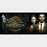 Face Noir [STEAM KEY - INSTANT DELIVERY]