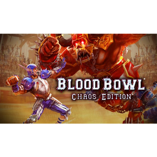 Blood Bowl: Chaos Edition Steam Key [INSTANT DELIVERY]