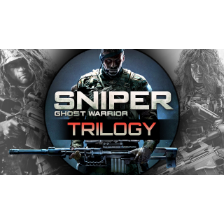 Sniper: Ghost Warrior Trilogy Steam Key [INSTANT DELIVERY]