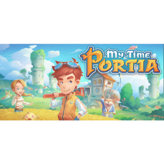 My Time at Portia	[STEAM KEY - INSTANT DELIVERY]