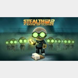 Stealth Inc 2 Steam Key [INSTANT DELIVERY]