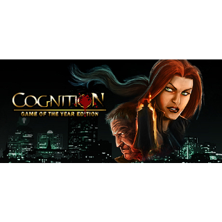 Cognition: An Erica Reed Thriller [STEAM KEY - INSTANT DELIVERY]