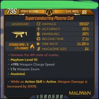 Weapon | Modded ☣️🔥Plasma Coil