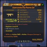 Weapon | AsA 200 ☢️⚡️Plasma Coil