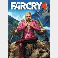 Far Cry 4 Uplay Key GLOBAL