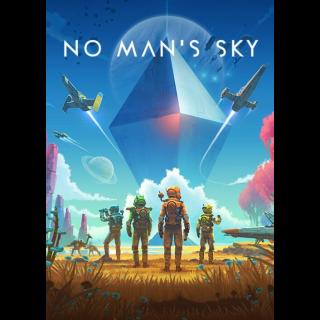 No Man's Sky Steam GLOBAL