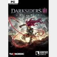 DARKSIDERS III STEAM CD KEY
