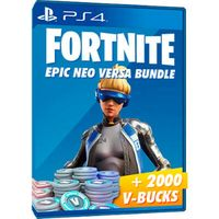 [𝐈𝐍𝐒𝐓𝐀𝐍𝐓 𝐃𝐄𝐋𝐈𝐕𝐄𝐑𝐘] (US) Fortnite Neo Versa Bundle and 2000 vbucks Ps4