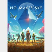 No Man's Sky Steam GLOBAL