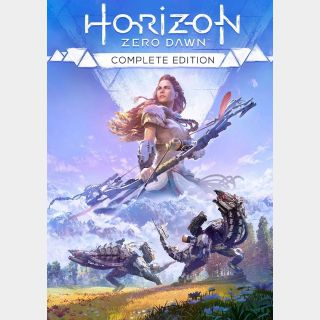 Horizon Zero Dawn: Complete Edition Steam Key GLOBAL