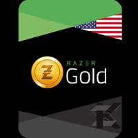 [𝐈𝐍𝐒𝐓𝐀𝐍𝐓 𝐃𝐄𝐋𝐈𝐕𝐄𝐑𝐘] US Only 5 usd Razer Gold
