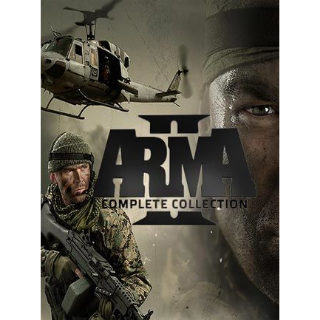 ARMA II: COMPLETE COLLECTION STEAM CD KEY