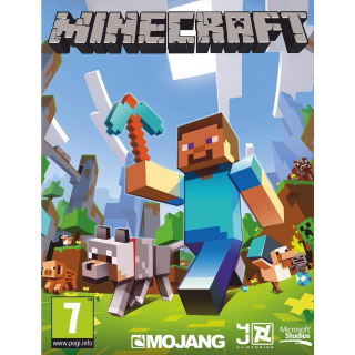 Minecraft Java Edition Official website CD Key GLOBAL