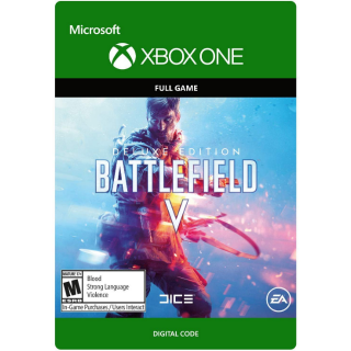 Battlefield V Deluxe Edition XBOX LIVE Key Xbox One GLOBAL