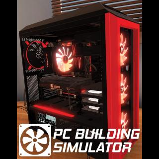 PC BUILDING SIMULATOR STEAM CD KEY