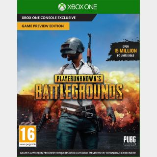 [𝐈𝐍𝐒𝐓𝐀𝐍𝐓 𝐃𝐄𝐋𝐈𝐕𝐄𝐑𝐘] PlayerUnknown's Battlegrounds (PUBG) Xbox