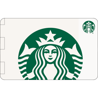 $10.00 Starbucks 40% OFF