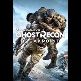 Tom Clancy's Ghost Recon Breakpoint EU