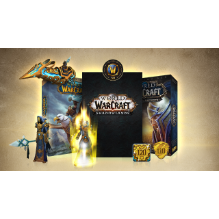 EU - World of Warcraft Complete Collection Heroic Edition - Battlenet Code - Instant Delivery