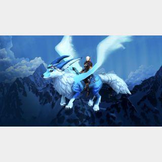 EU - World of Warcraft Vulpine Familiar Mount