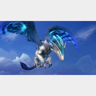 EU - World of Warcraft Sylverian Dreamer Mount
