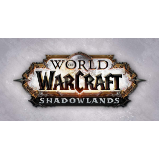 USA - WoW World of Warcraft Shadowlands - Base Edition - PC Battlenet Code - Instant Delivery