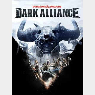 Dungeons & Dragons: Dark Alliance Steam Key - Instant Delivery