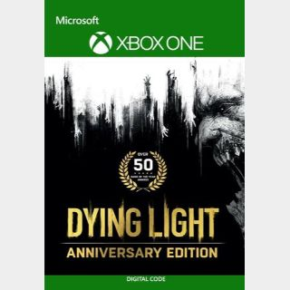 Dying Light - Anniversary Edition XBOX ONE