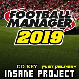 Football Manager 2019 EU