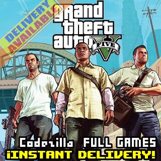 Grand Theft Auto V Rockstar Key[GTA V][GTA 5] GLOBAL