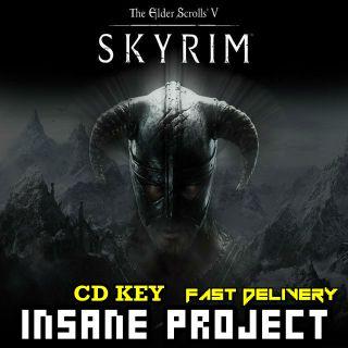 The Elder Scrolls V: Skyrim EUROPE Steam CD Key