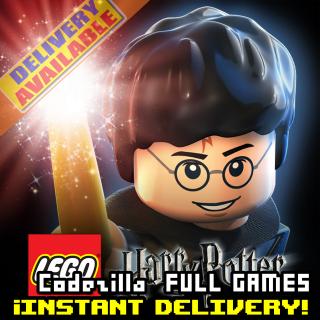 LEGO Harry Potter: Years 1-4 Steam Key GLOBAL