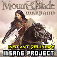 ⭐ɪɴ𝐬ᴛᴀɴᴛ!⭐ Mount & Blade: Warband Steam CD Key GLOBAL