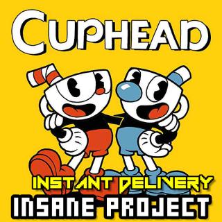 ⭐ɪɴ𝐬ᴛᴀɴᴛ!⭐ Cuphead Steam CD Key GLOBAL