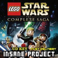 LEGO Star Wars The Complete Saga Steam Key GLOBAL