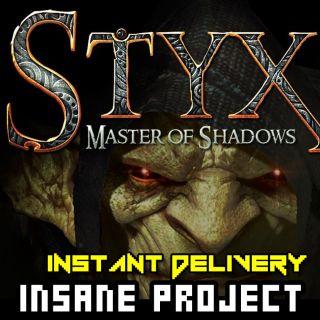 ⭐ɪɴ𝐬ᴛᴀɴᴛ!⭐ Styx: Master of Shadows Steam CD Key