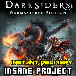 ⭐ɪɴ𝐬ᴛᴀɴᴛ!⭐ Darksiders Warmastered Edition Steam CD Key