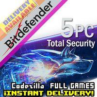 Bitdefender Total Security 2020 5 Devices 6 Months Bitdefender Key GLOBAL