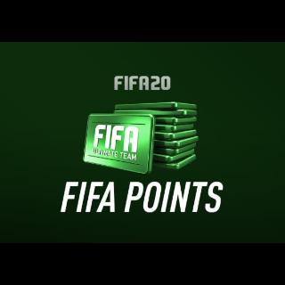 FIFA 20 - 2200 FUT Points Origin Key