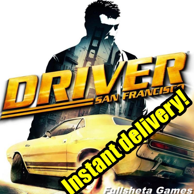 Driver: San Francisco - Deluxe Edition (PC/Steam gift) instant