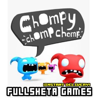 Chompy Chomp Chomp (PC/Steam) instant delivery - digital code