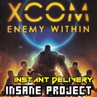 ⭐ɪɴ𝐬ᴛᴀɴᴛ!⭐ XCOM: Enemy Within Steam CD Key