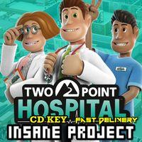 Two Point Hospital Steam Key GLOBAL